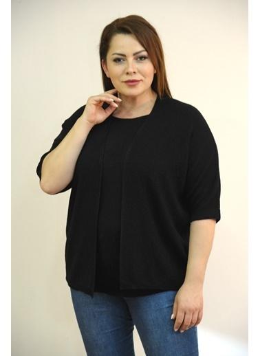 WHIP Design Ceket Siyah